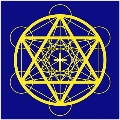 Metatron Christ