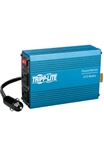 Tripp Lite 375W PowerVerter Ultra-Compact Car Inverter with 2 Outlets