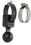 Multi Strap Base (Fits .5 Inch to 2 Inch Rail Diameter) with 1.5 Inch Dia. Ball