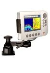 Horizontal Marine Mount with Straight Swing Arm for Raymarine Charplotter