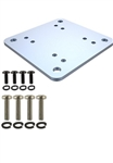 RAM Mounting Plate for 60mm x 60mm VESA Monitors