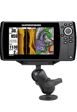 1.5 Ball Mount for the Humminbird Helix 7 Only