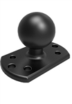 RAM 1.5 Inch Diameter Ball Base for Crown Work Assist