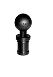 Photo Lighting System with 1.13 Inch Post and 1.5 Inch Rubber Ball
