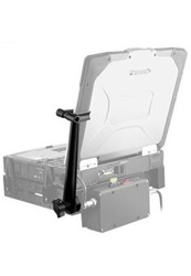 Screen Support Arm w/ Spring Loaded Keeper for Tough Tray
