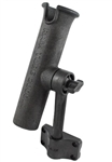 RAM-TUBE 2000 Fishing Rod Holder with Bulkhead Mounting Base