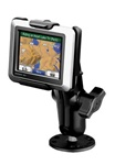 Flat Surface Mount and Garmin RAM-HOL-GA32U Holder (Selected nuvi 500, 510 and 550 Series)