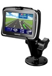 Flat Surface Mount and TomTom RAM-HOL-TO9U Holder (Selected GO 740 Live Series)
