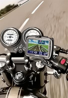 Ram B 149z To9u Ram Motorcycle Mount For Tomtom Go 740 Live Series