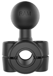 "RAM Mini Torque Handlebar or Rail Base (Fits 3/8"" to 5/8"" Rail Diameter) and 1 Inch Dia.Ball"