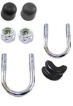 Handlebar Zinc U-Bolt Replacement Pack