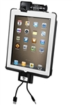 RAM-HOL-AP8D2LU Docking and LOCKING Station Cradle for Apple iPad 3, iPad HD, iPad 2 WITHOUT Case or Cover