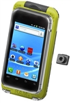 Aqua Box Pro 20 Large Smartphone Waterproof Holder WITH Button (Fits Smartphones Up To 5.38''(H) X 2.8''(W) X 0.55''(D)