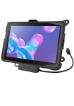 RAM EZ-Roll'r Power & Data Cradle for Samsung Galaxy Tab Active Pro