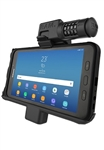 RAM Locking Powered Cradle for Samsung Galaxy Tab Active2