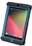 "RAM-HOL-TAB16U Holder for Google Nexus 7 WITH THICK Case or Cover (Fits Other Tablets Within Range: Height 7.12-8.875"", Width to 5.05"", Depth to .82"")"