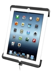 RAM-HOL-TABD14U RAM Tab-Dock Cradle for Apple iPad 4 WITHOUT Case or Cover