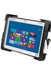 RAM LOCKING Cradle for Panasonic Toughpad FZ-G1 (Fits WITHOUT Case Only)