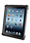 RAM Tab-Lock Tablet Holder for Apple iPad Gen 1-4 + Similar Sized Tablets