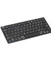 RAM Bluetooth 3.0 Keyboard Compatible with iPads, iPhones, Android Tablets, Mac and PC