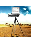 Tripod Workstation with Tough Tray RAM-234-3 Med. to Large Sized Holder