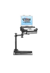 Chevrolet: Camaro (1993-2002), Kodiak (2006-2011), Ford: Crown Victoria (1991-2011), GMC: Topkick (2006-2011) Laptop Mount System