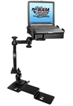 Ford F-150 (2004-2008, 2009-2014) and Lincoln Mark LT (2005-Newer) Laptop Mount System