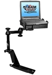 Ford: Explorer (2002-2010), Sport Trac(2007) & Mercury Mountaineer(2002-2010) Laptop Mount System
