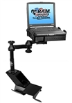 Ford: Ranger (1994-2011) and Explorer Sport Trac (2001-2006) Laptop Mount System