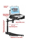 Chevrolet Impala (WITHOUT Power Seats 2006-2009) Panasonic Toughbook Laptop Mount System