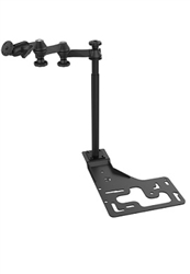 Freightliner, International, Kenworth, Mack, Peterbilt and Volvo Commercial Laptop Mount System - No Laptop Tray