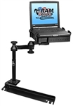 Ford Transit Connect (2010-2013), Chrysler Town & Country (2008-2009), Dodge Grand Caravan (2008-2009, 2012-2015) Laptop Mount System