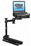 Dodge: Avenger (2007-2010)  and Caliber (2007-2009) Laptop Mount System