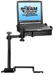 Ford: Explorer (2011-2017), Edge (2014-2017) and Police Interceptor Utility (2013-2017) Laptop Mount System