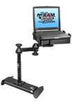 Chevrolet Silverado (2014-Newer) Laptop Mount System - Fits 40/20/40 Bench Seats ONLY