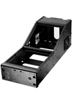 Angled Console Box WITHOUT Lower Tele-Poles for All Vehicles (Universal)