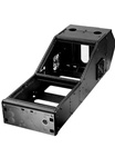 Angled Console Box with Lower Tele-Poles for Ford Crown Victoria/Police Interceptor (1991-2010)
