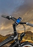 Rail Easy Mount Strap Base (Road and Mountain Bicycles) with Swivel Feature and RAM-HOL-AP6U Apple iPhone Holder (2nd & 3rd Gen 3G/3GS WITHOUT Case or Cover)