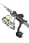 "RAM-TUBE Jr. Fishing Rod Holder with Track Base (T-Bolt Dimensions: .48"" x .95"")"