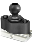 "RAM 1 Inch Ball Quick Release Track Base (Track Dimensional Range: .250"" - .562"")"