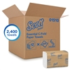 Scott Essential 01510 C-Fold Towels Case of 2,400