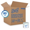 Scott 04460 Standard Roll Bath Tissue Case of 80 Rolls