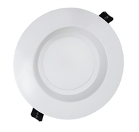 NICOR CLR8 Commercial Recessed LED Downlight
