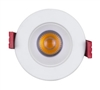 NICOR DRD 2-inch Round LED Recessed Downlight