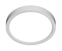 "NICOR DSE5 Round Edge Lit Surface Mount 5"" LED Downlight"