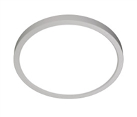 "NICOR DSE9 Round Edge Lit Surface Mount 9"" LED Downlight"