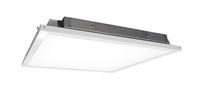 T5C-22-MV 2' x 2' Dimmable LED Troffer in 3500K, 4000K, and 5000K
