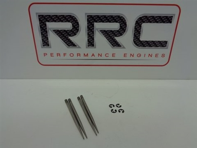 SET OF HSR NEEDLES