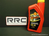SCHAEFFER'S 5W30 RACING OIL