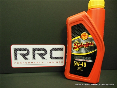 SCHAEFFER'S 5W40 RACING OIL